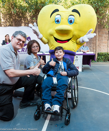 CRIT Center Wheelchair Distribution
