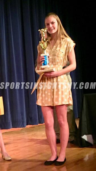 Sullivan West Fall Sports Awards  2016