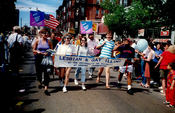Pride Parade 1980s