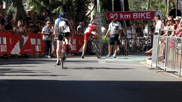 Transition Bike-Run