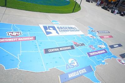 2021 Baseball NCAA Championship Series - First Practice