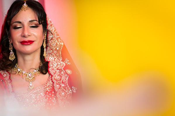 Lucia Raj Wedding