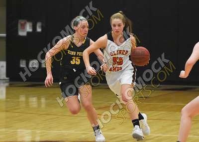 Oliver Ames - King Philip Girls Basketball 1-24-20