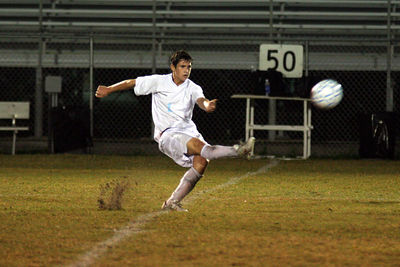 Melbourne at Rockledge Boys Soccer