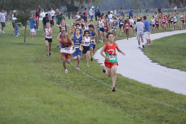 FL Runners Middle School 10-1-10