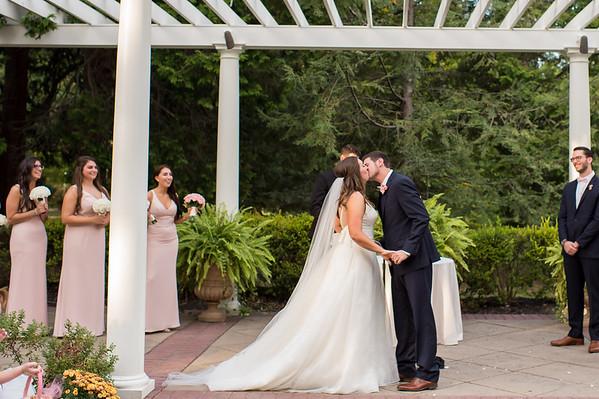 Arianna and Zach- Ceremony