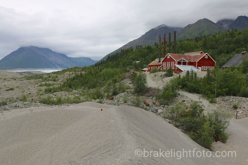 Tailings & Power Plant