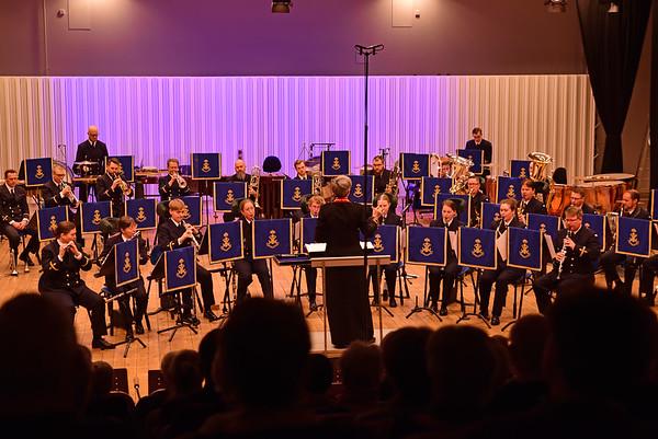 Konsert - SEMPER FI - Marinens Musikkår