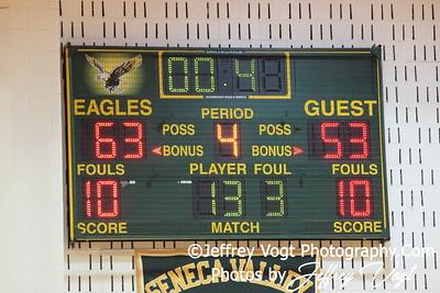 01-27-2012 Seneca Valley HS vs Poolesville HS Varsity Boys Basketball, Photos by Jeffrey Vogt Photography