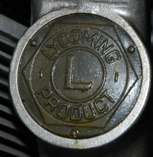 Lycoming Badge