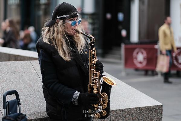 Street Performers - 2019