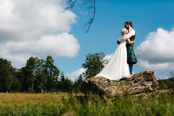 Kirsty & Fisher Wedding