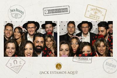 JACK DANIEL`S  Sevilla 2018