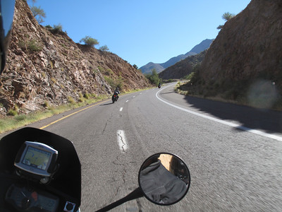 Ride to Jerome