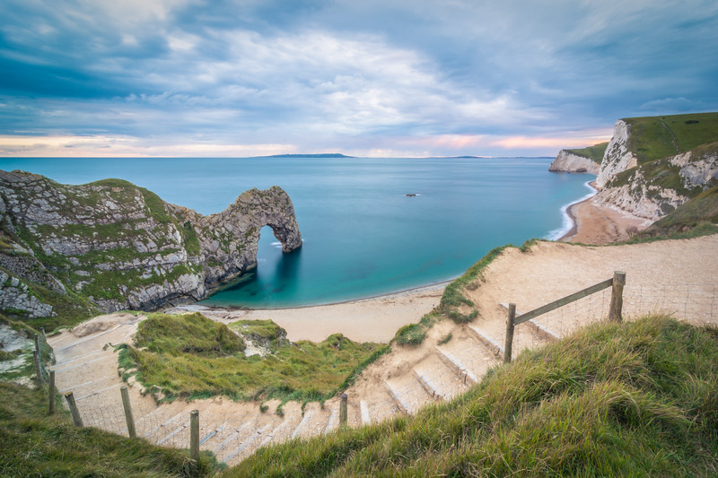 DURDLE DOOR by paul k porter.jpg