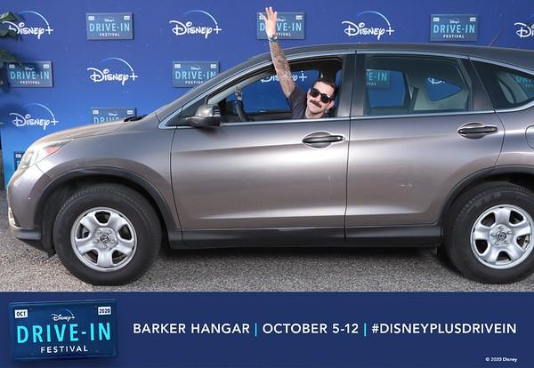 Disney+ Drive-In Festival 10/07