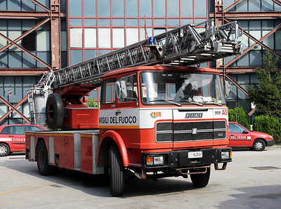 Fire engines abroad