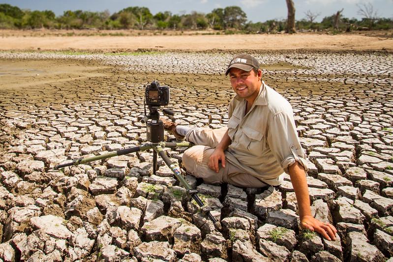 Paul Williams, dry lake bed