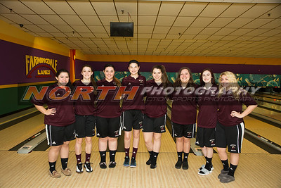 01/21/2017 Molloy Bowling at Farmingdale