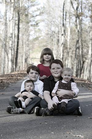 Robertson Grand kids!