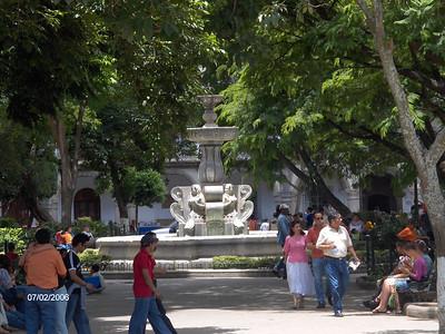 De Paseo por Guatemala