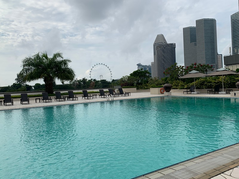 PARKROYAL on Beach Road Swimming Pool
