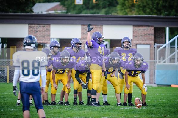 BCC Freshman Football 9/30/15