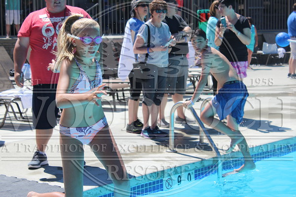 June 21 - Pool Games