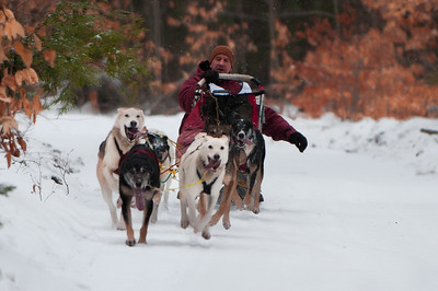 2012 Tahquamenon Country Dogsled Race