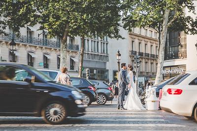 Prewedding-巴黎-Julia