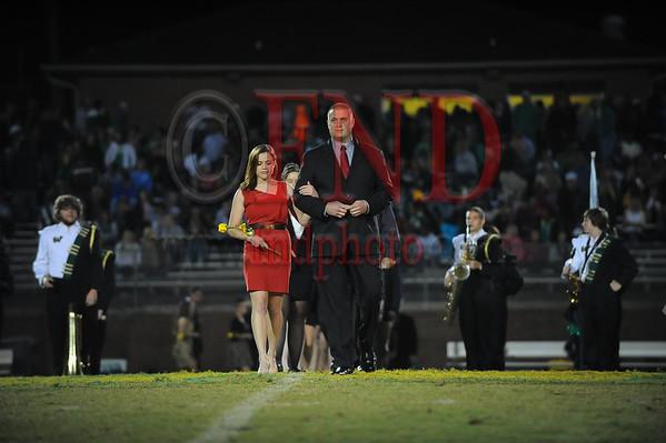 West Davidson Homecoming 2013