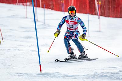 Slalom Girls' 2nd Run