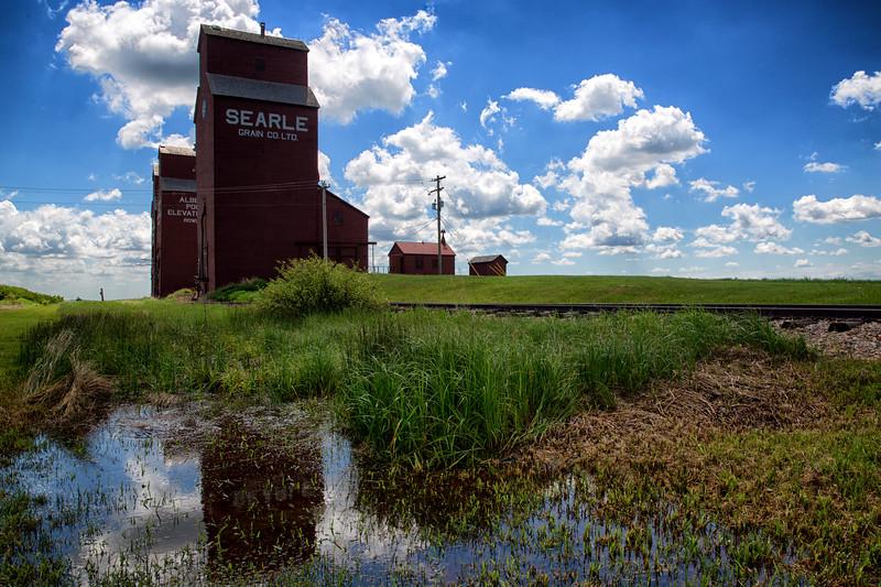 Rowley Grain Elevator