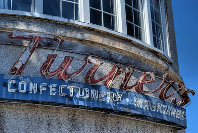 """Turner's Confectionery"" Limited Edition: 10 Prints"