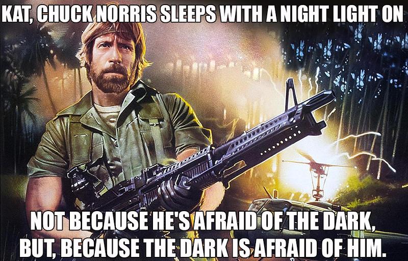Chuck Norris Sleeps with Night Light.jpg
