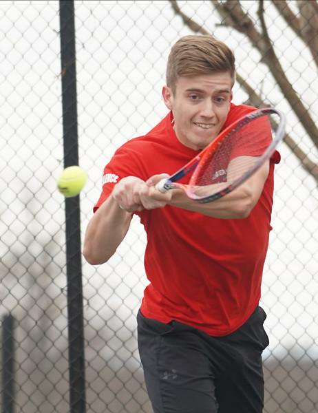 Men's Tennis vs. Wofford