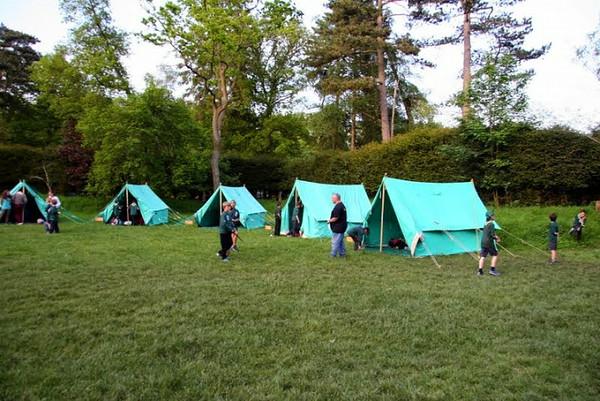 Ye Olde Medieval Camp