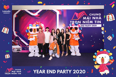 Event - Lazada Year End Party 2020