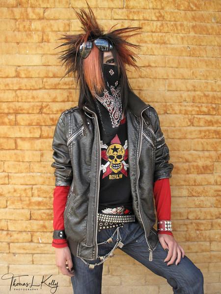 Mongol Punk Group.