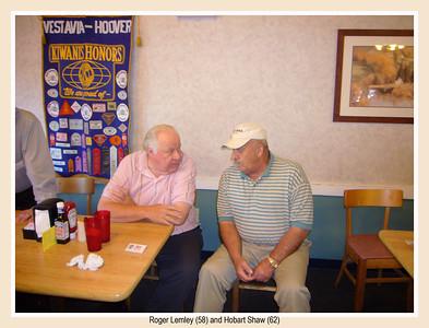 September 2006 Luncheon