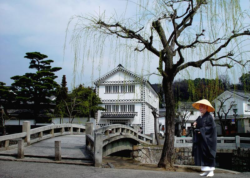 BUDDHIST MONK - KURASHIKI, JAPAN