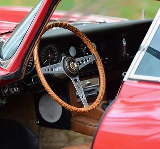1967 Jaguar E-Type series 1AML973
