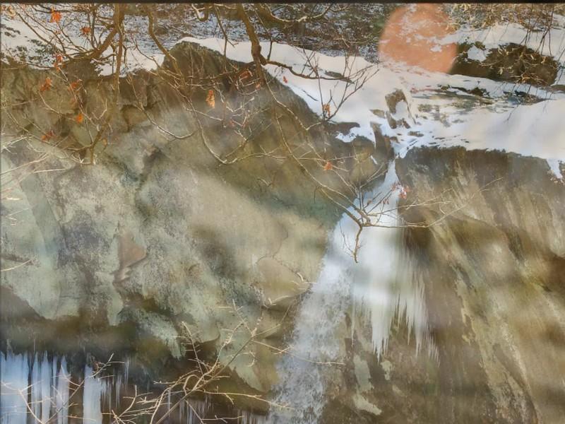 Wiliamsport Indiana Waterfall.wmv
