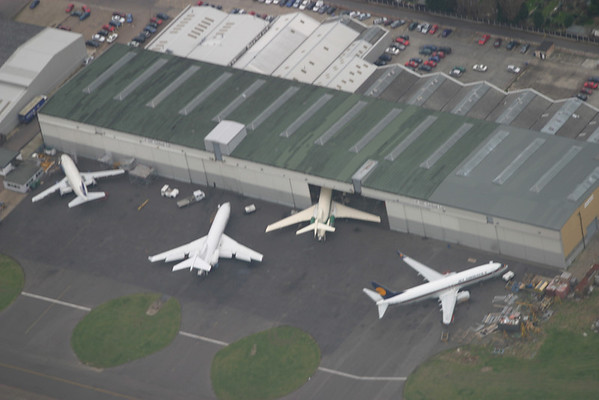 Southend Airport : 16th February