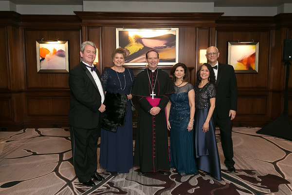 Bishop's Reception