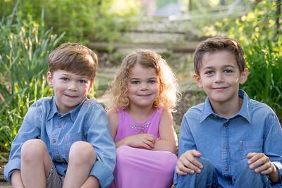 Ada, Xavier, and Quinn B