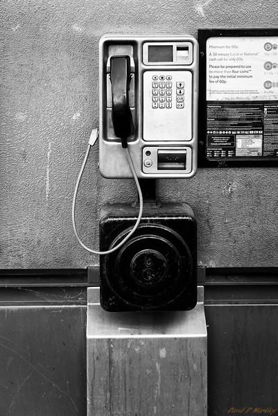 Seldom Seen Telephone