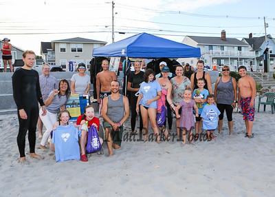 2019-7-18 Epilepsy Foundation of NE Surf Camp, York Beach