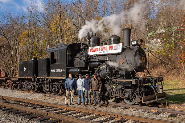 TRAINS Magazine Climax Charter