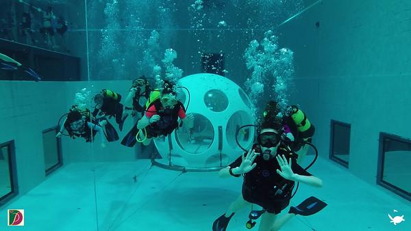 Nemo33: Sunken Dreams in Schools Group 1